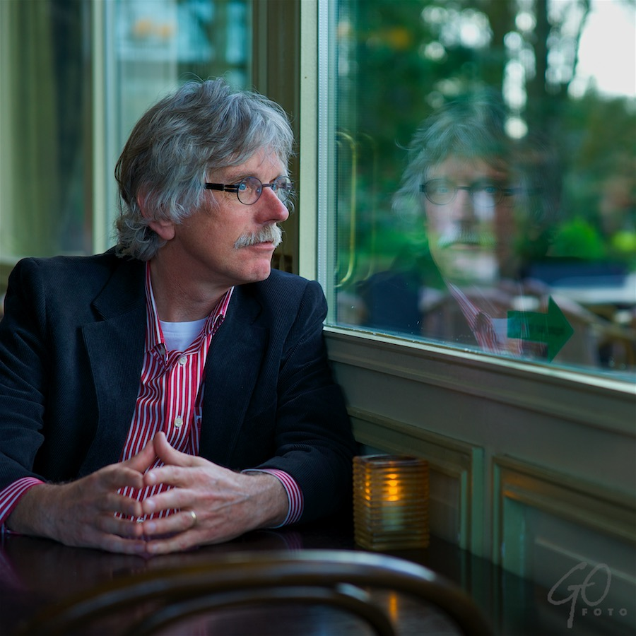 Harm Boerma, schrijver van zinvolle teksten, researcher
