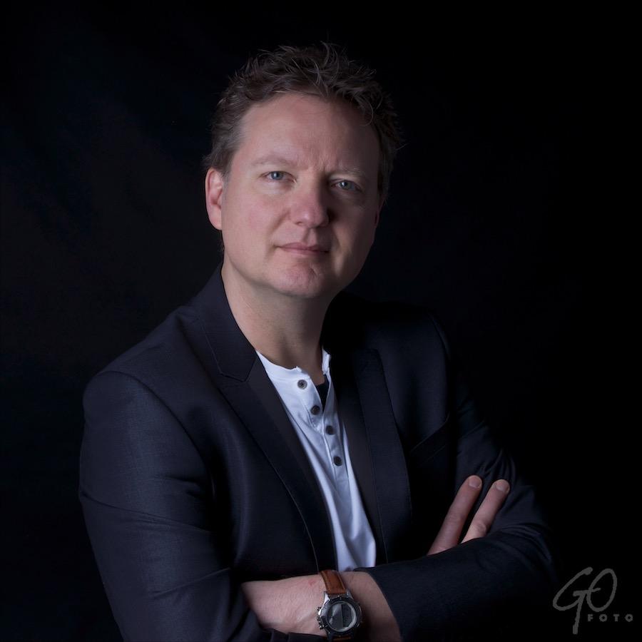 Jan Pieter Geersing, eigenaar JPGeersing, audiodesigner