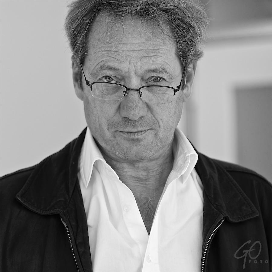 Portret Gijs Scholten van Aschat
