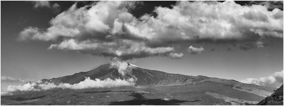 ITALY, Sicily 2013 - Etna zw