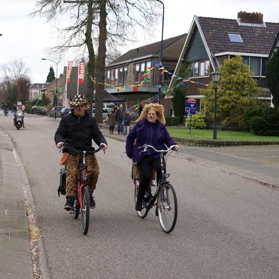 Carnaval in Hoogland