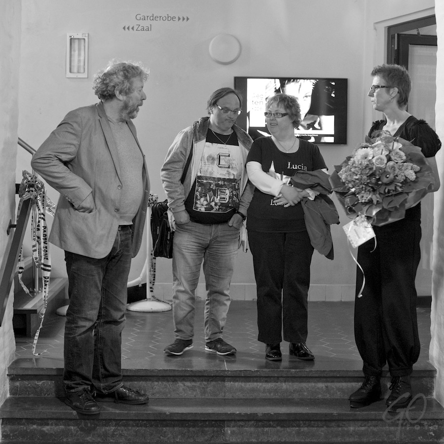 Lucia in Lourdes - Fleur Wiersma - openingshandeling