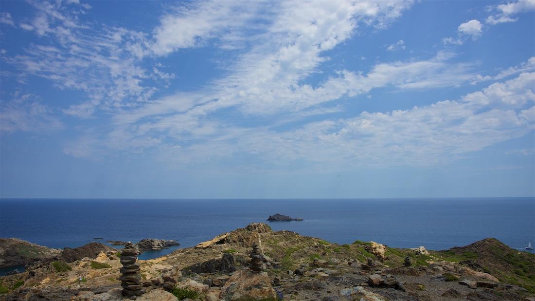 Hoofd vol leegte - Strand aan Spaanse oostkust