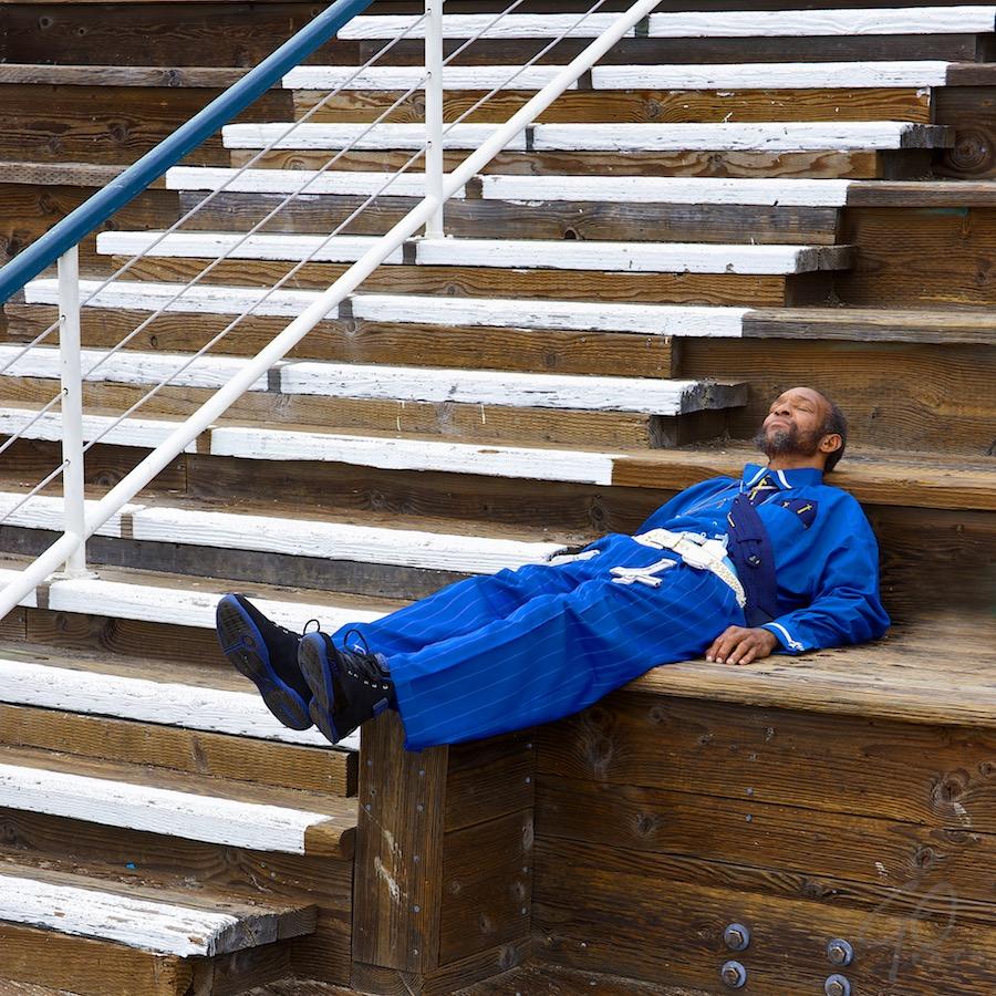 Fotoverhalen - Stairway to heaven - Petrus